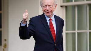 Joe Lieberman. Foto: AP