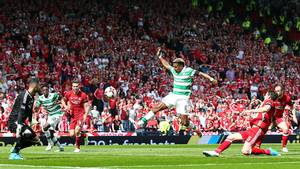 Celtic har vundet den skotske FA Cup. Foto: All Over Press/Matt West