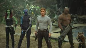 'Guardians of the Galaxy vol. 2' er endu et herligt mix af action og humor.