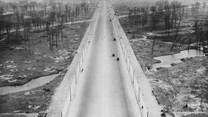 Konspirationsteorier peger på, at Adolf Hitler skulle have flygtet fra Berlin i april i 1945. Foto: All Over Press