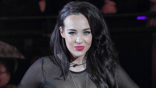Her ses Stephanie Davis i Celebrity Big Brother-finalen i februar måned i år. (Foto: All Over Press)