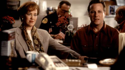 John Heard i rollen som Peter McCallister i 'Alene Hjemme'. Foto: All Over Press