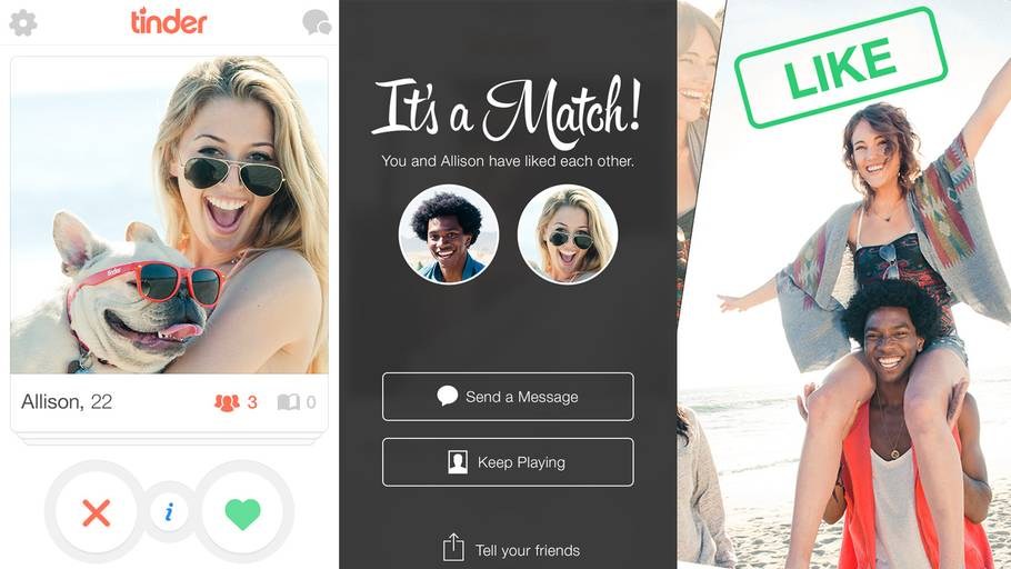 Tinder dating site info