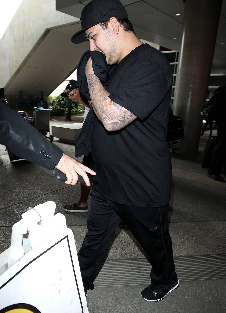 Rob Kardashian.(Foto: All Over)