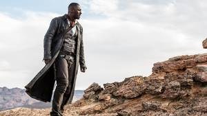 Idris Elba som Revolvermanden i 'The Dark Tower'. Foto: UIP