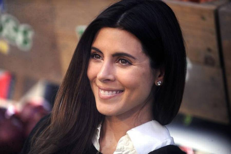 Jamie-Lynn Sigler spiller rollen som 'Meadow' i tv-serien 'Sopranos'. Foto: All Over