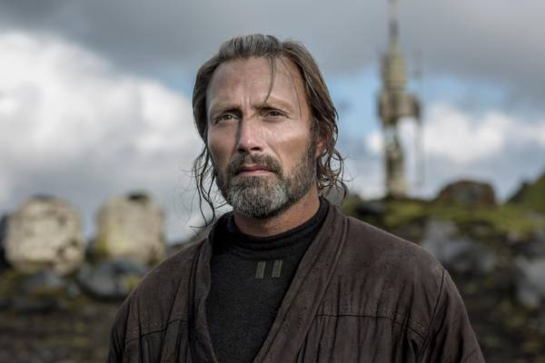 Mads Mikkelsen i 'Rogue One: A Star Wars Story'. Foto: Lucasfilm Entertainment