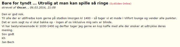 (Screenshot, Sydsiden Online)