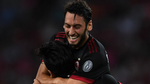 Hakan Çalhanoglu nettede til 4-0. Foto: All Over Press
