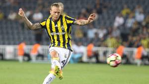 Krasnodar blev endestationen for Fenerbahce og Simon Kjær. Foto: All Over