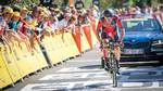 Tejay van Garderen tog sejren foran Mikel Landa. Foto: John Kavouris/All Over Press