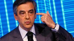 Francois Fillon. (AP Photo/Francois Mori, File)