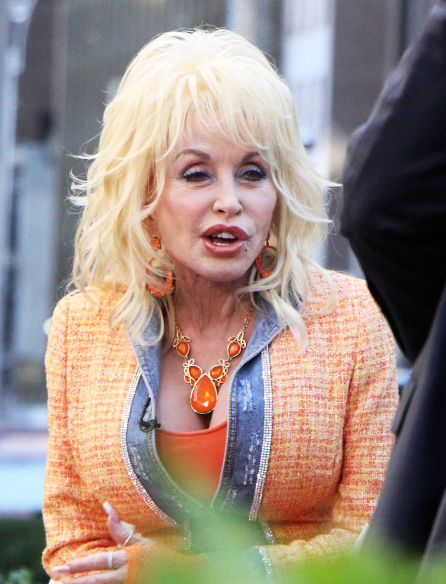 flise Vesterbro Dolly Parton bryster