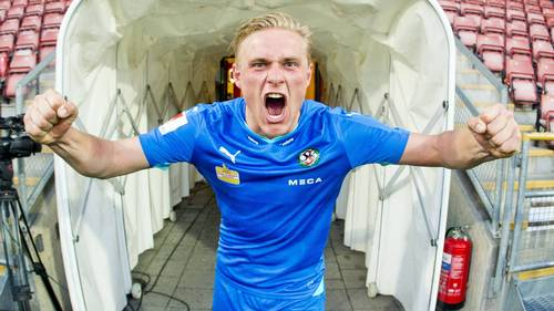 Jacob Rinne er ny AaB-keeper ifølge Expressen. Foto: All Over
