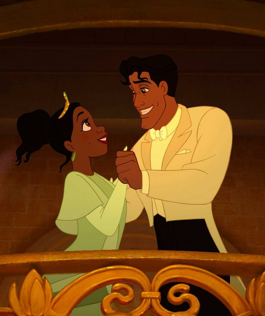 'The Princess and the Frog' - den første animerede Disney-film med en sort i hovedrollen. (Foto: Disney)