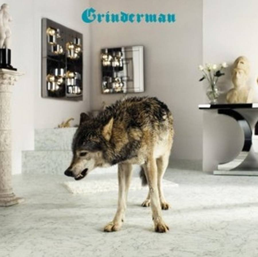 Coveret til Grindermans album nummer to, 'Grinderman 2'.