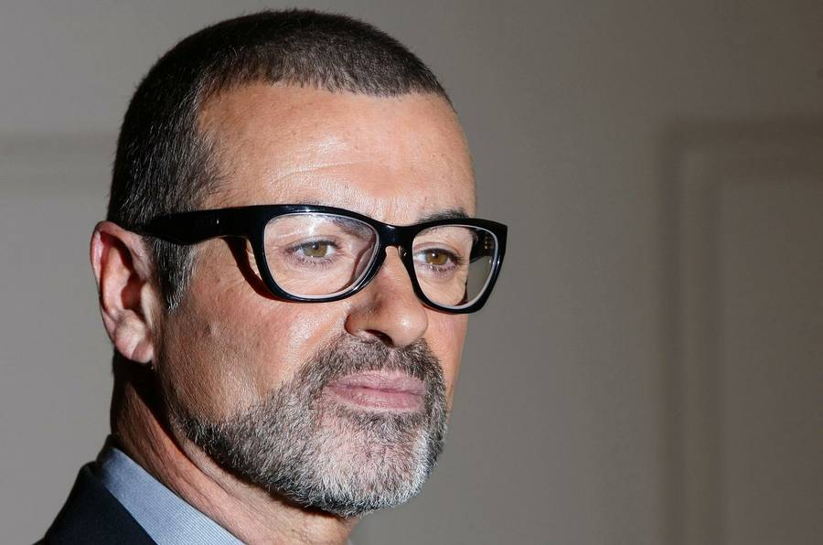 George Michael giver koncert i Forum den 3. september. (Foto: AP/Alastair Grant).