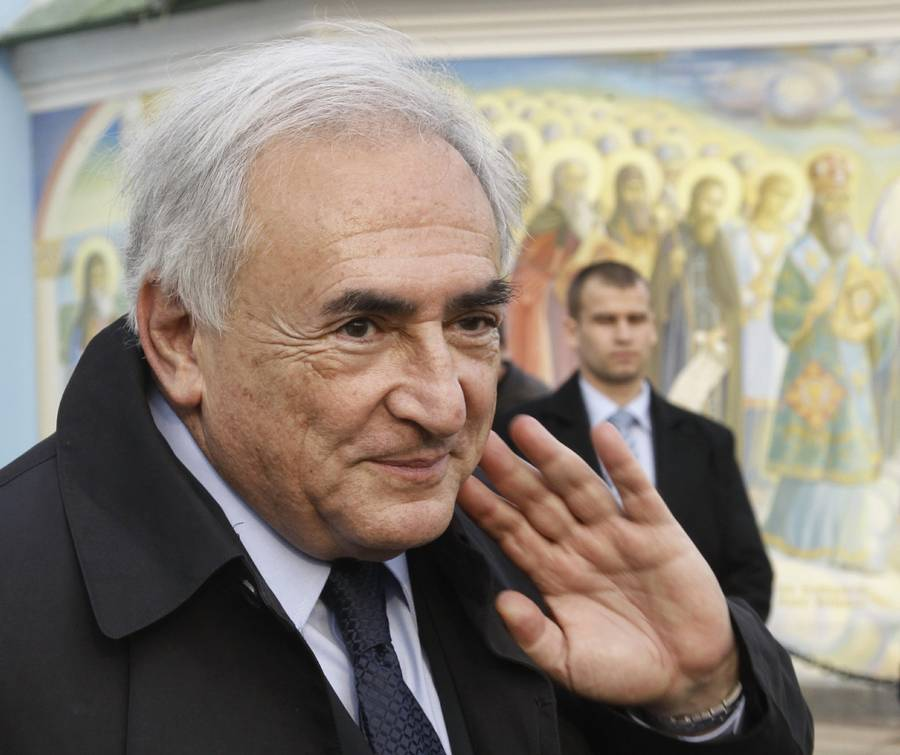 Dominique Strauss-Kahn. (Foto: Efrem Lukatsky/AP)