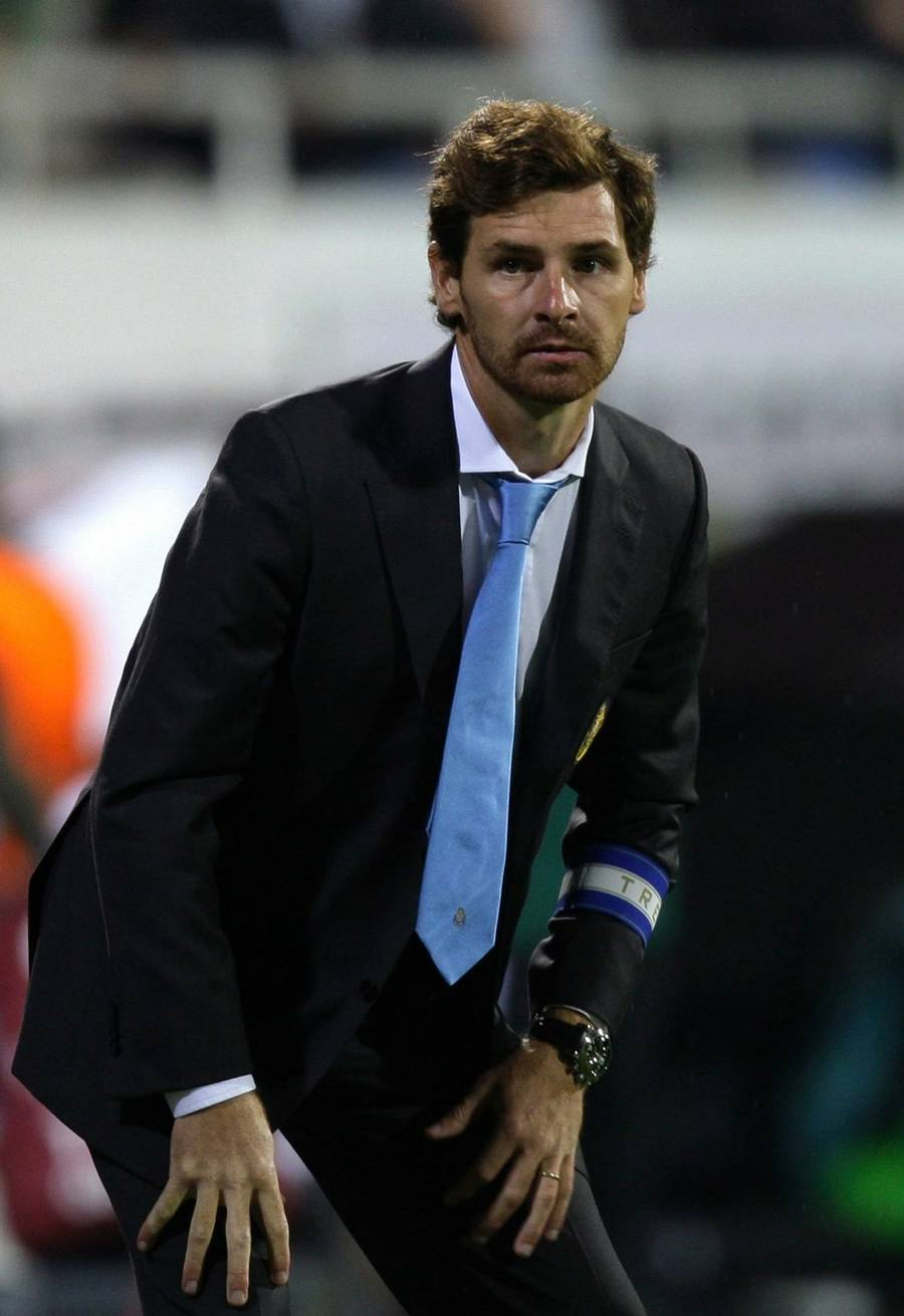 Andre Villas-Boas har mulighed for at revanchere sig mod Chelsea. (Foto: AP)