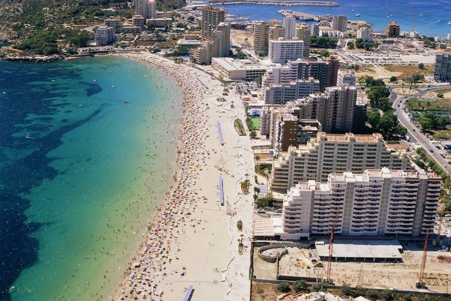 Calp, Alicante, Spanien (Foto: Bluegreen Pictures)