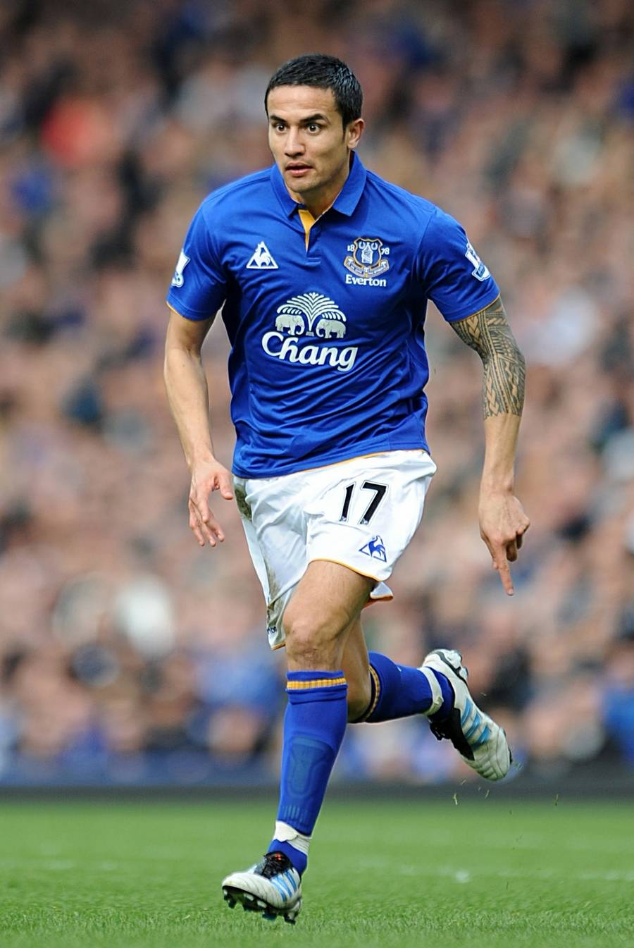 Tim Cahill skifter til New York Red Bulls. (Foto: PA)