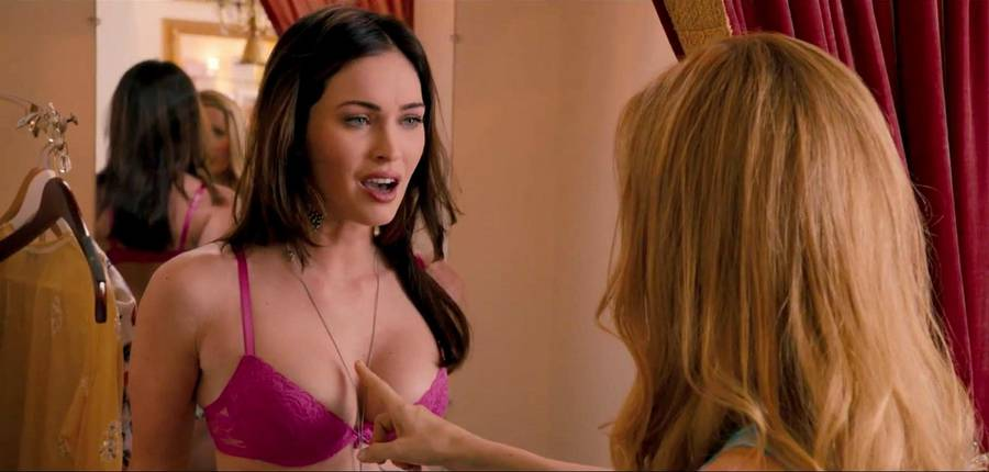 Megan Fox  afliver rygter i ny film. (Foto: Planet Photo)