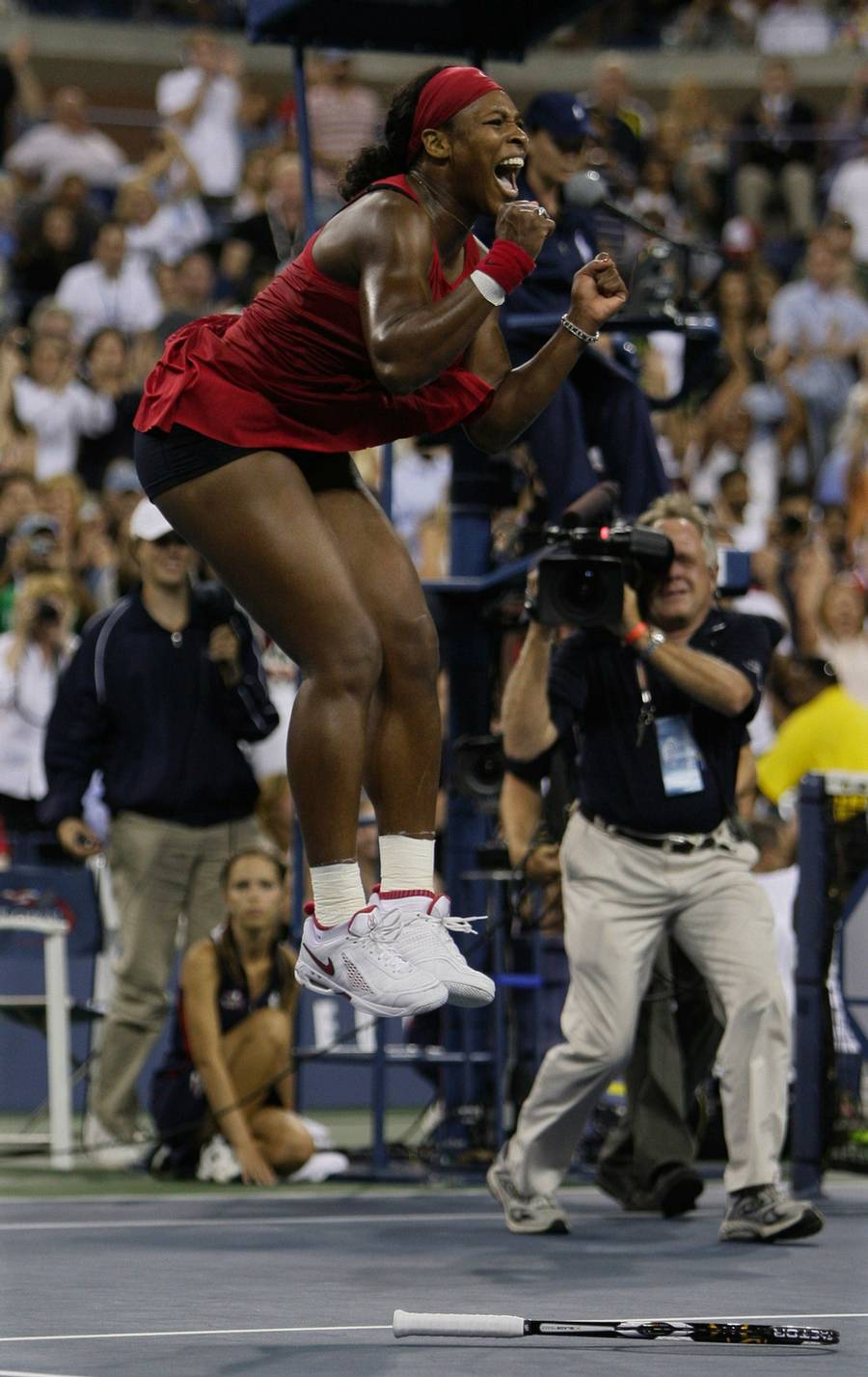 Sidst Serena Williams vandt US Open var i 2008. (Foto: AP/Julie Jacobson)