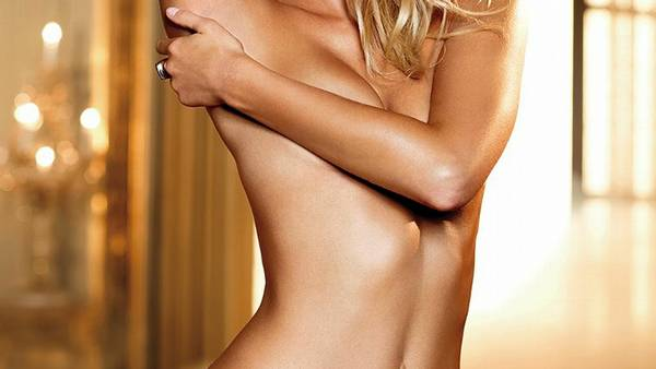Erin Heatherton i al sin herlighed. (Planet Photo)