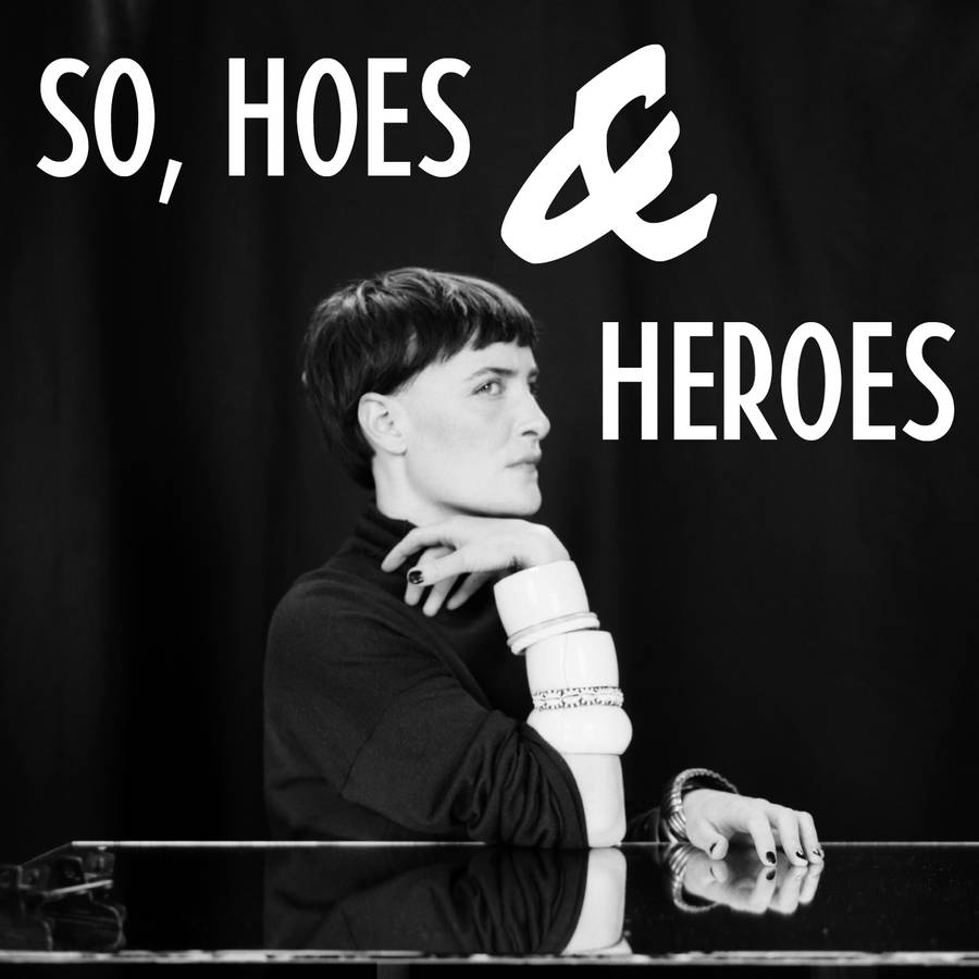 Coveret til Marie Fiskers album 'So, Hoes & Heroes'.