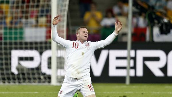 Rooney er klar til at bære sit ansvar i Englands landsholdstrup. (Foto: AP)