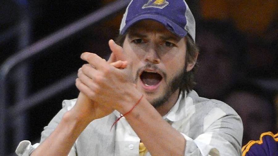 Ashton Kutcher kan glæde sig over succesen med 'Two and a Half Men'. (Foto: AP/Mark J. Terill).