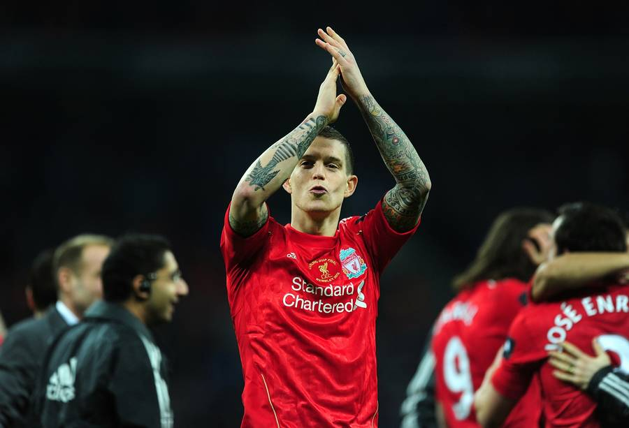 Agger skal holde buret rent for Liverpool (Foto: PA)