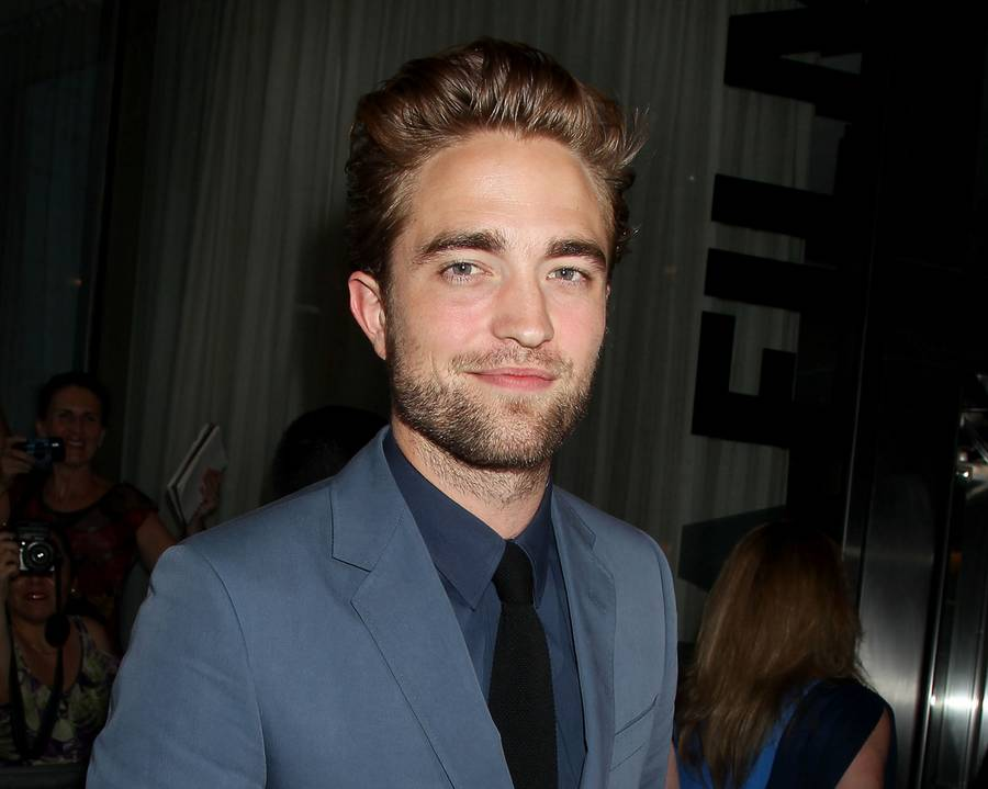 Robert  Pattinson foreslår 'Banging Dawn' i stedet for 'Breaking Dawn'.Foto: AP