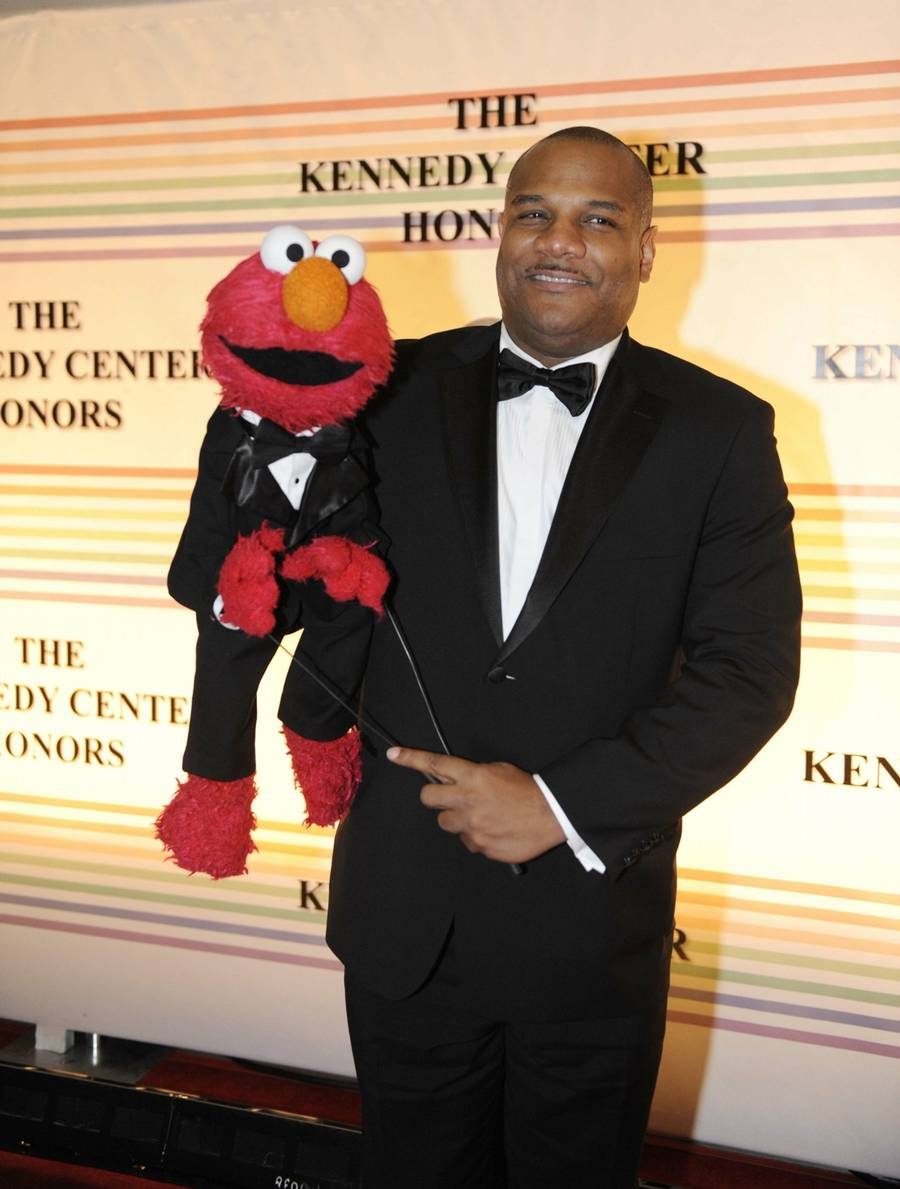 Kevin Clash har lagt stemme til Elmo i to årtier. (AP Photo)