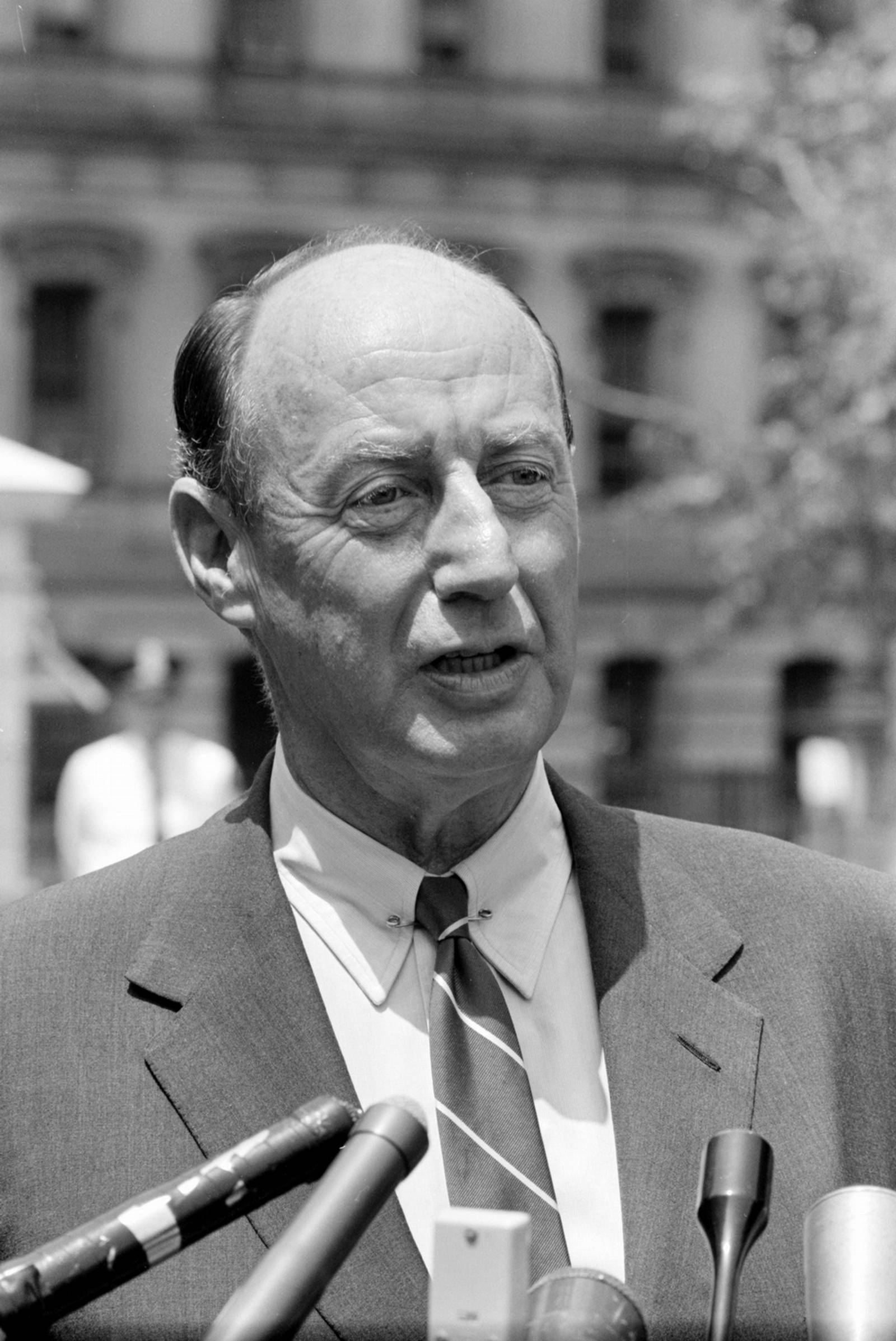 """a report on adlai stevenson and valerian zorin American history: the cold war  september 21,  adlai stevenson:  soviet ambassador valerian zorin: """"mr stevenson,."""