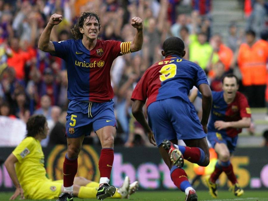 Puyol is back (Foto: AP)