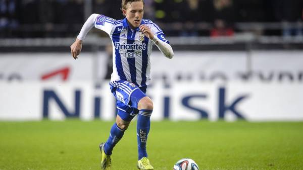Ludwig Augustinsson (Foto: ZUMA Press)