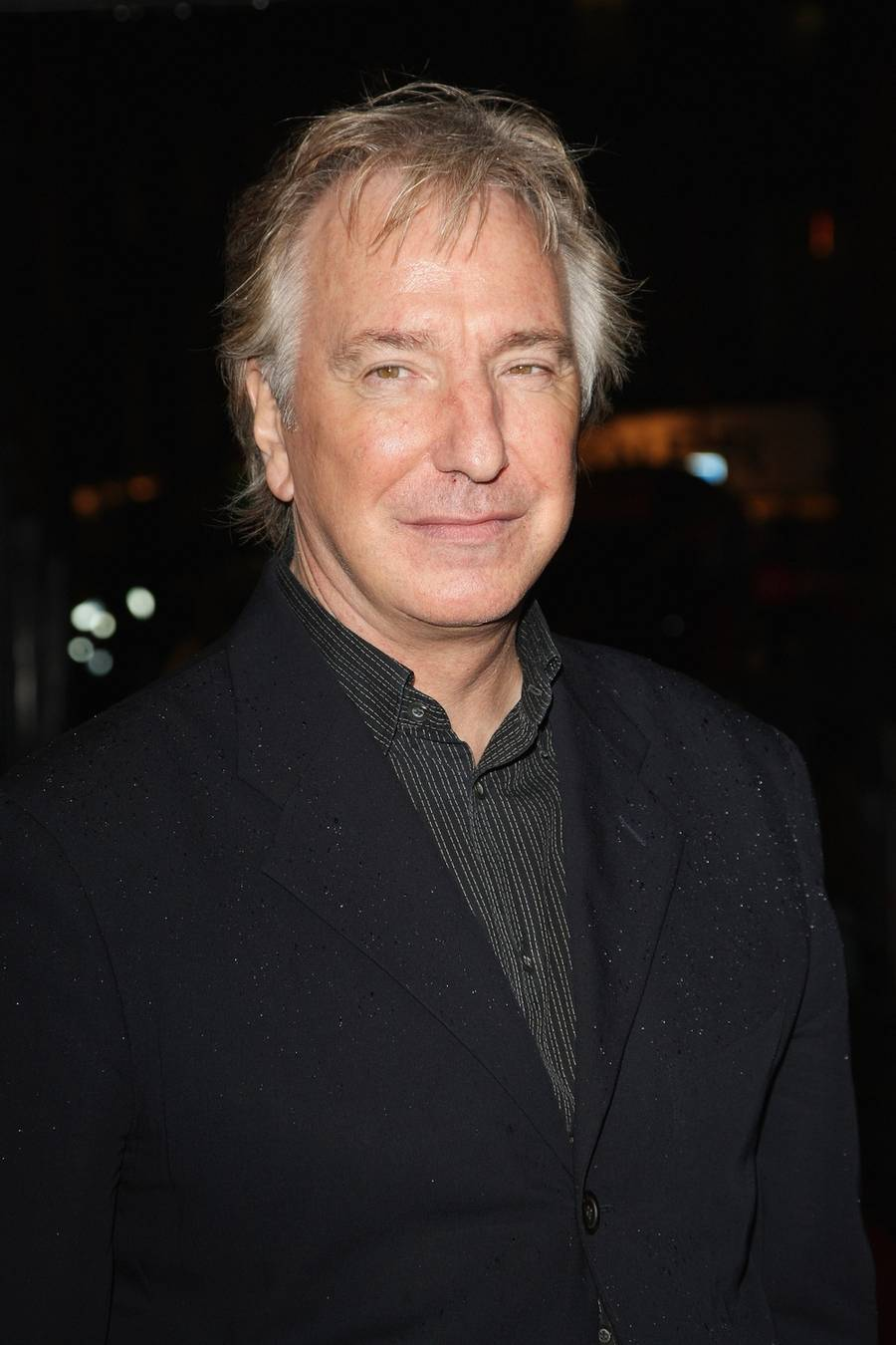 Alan Rickman blev kun 69 år. Foto: Getty Images