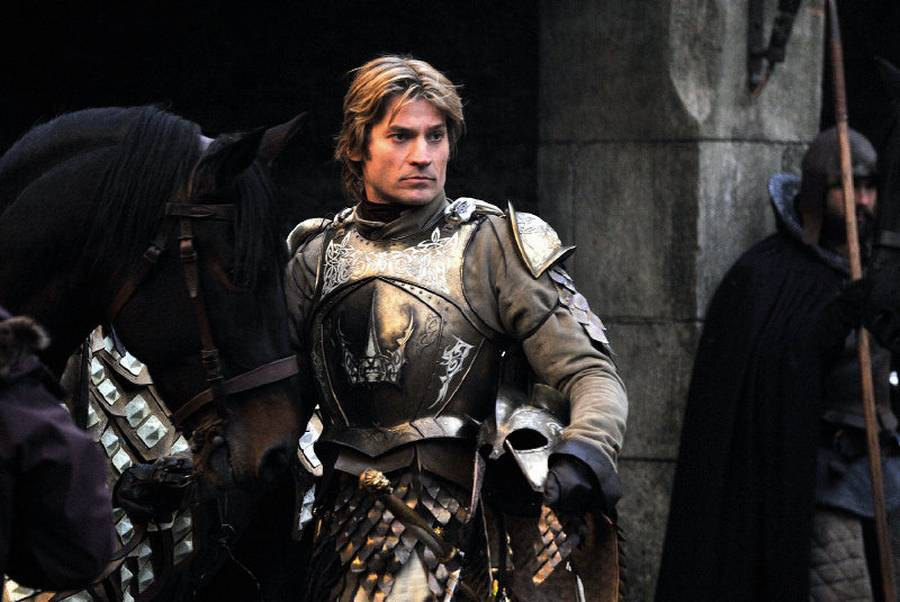 Nikolaj Coster-Waldau, 41, spiller Jaime Lannister, alias Kingslayer, i den populære tv-serie Game of Thrones.