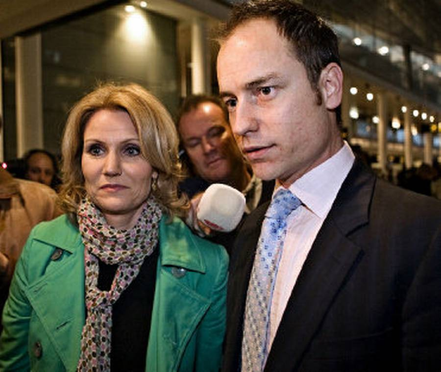 Helle Thorning og Stephen Kinnock