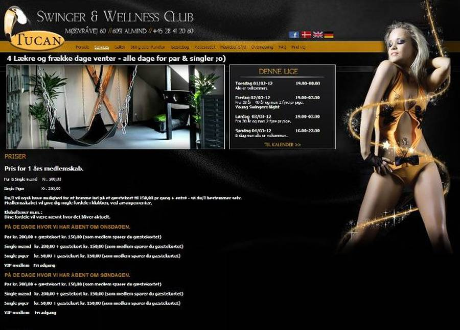 russisk kusse tucan swinger og wellness club