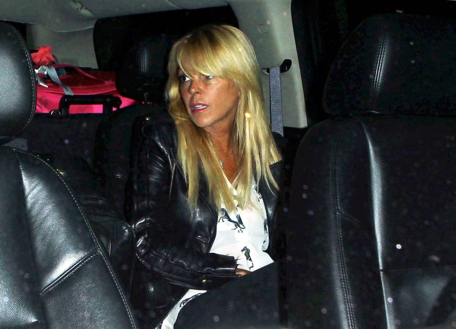 Dina Lohan afviser, at hun var beruset, da hun gæstede Dr. Phil. (Foto: All Over Press/X17online).