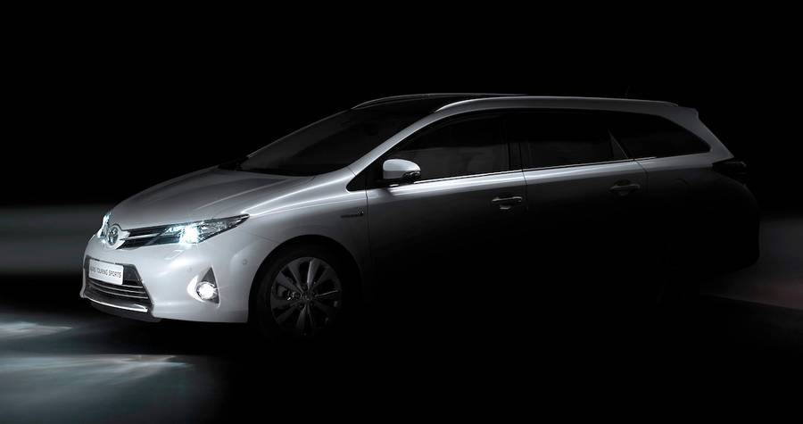 En stationcar-version af Auris kommer til at hedde Touring Sports