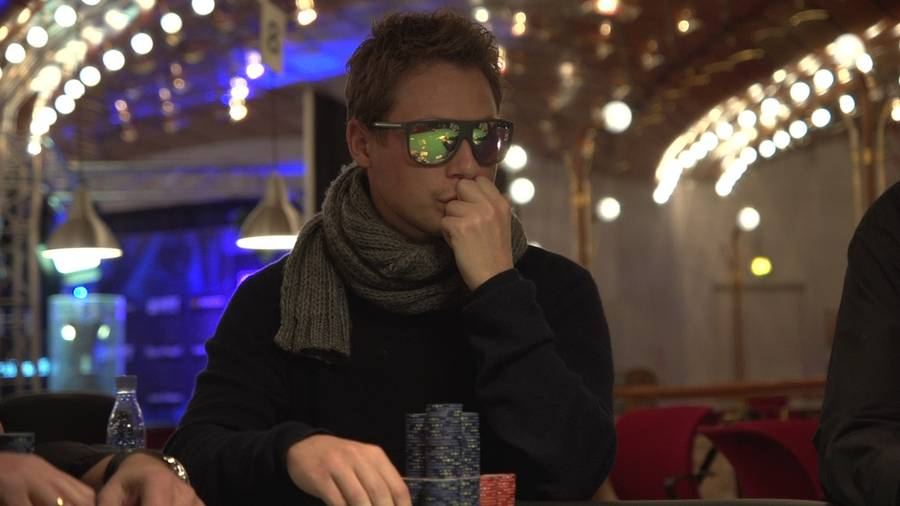 Philip Jacobsen er på pokerkarrierens første World Poker Tour-finalebord. (Foto: WPT Europe)