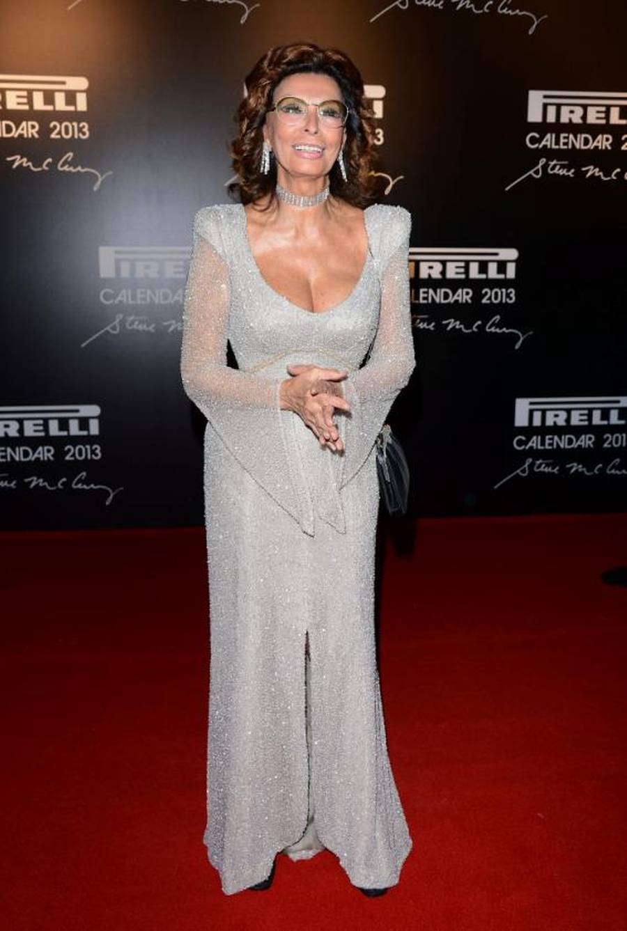 Sophia Loren holder sig godt. (Foto: All Over Press)