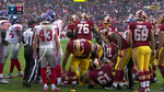 TD: Redskins sejrer over Giants