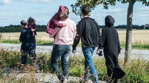 Tyrkiet har bygget de første 290 kilometer mur for at holde flygtninge ude, rapporterer tyrkiske medier. Foto: Per Rasmussen