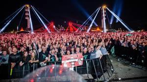 Roskilde ramt af endnu en aflysning. Foto: Per Lange/Ekstra Bladet