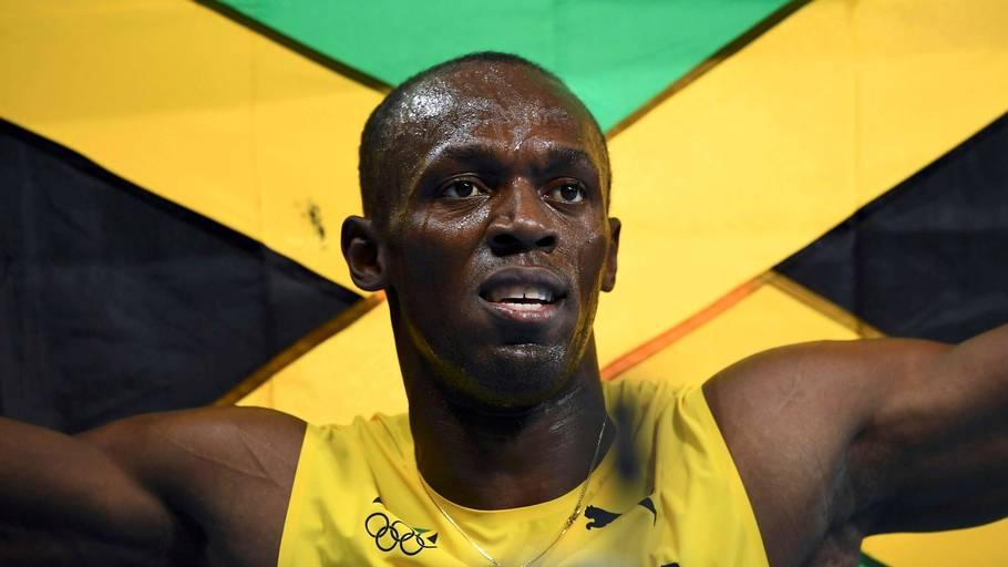 Usain Bolt vandt guld på 100-meter og 200-meter som den eneste nogensinde tre OL i streg. Foto: Dylan Martinez/Ritzau Scanpix