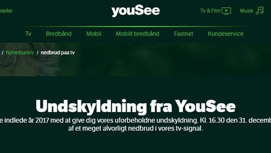 yousee valby